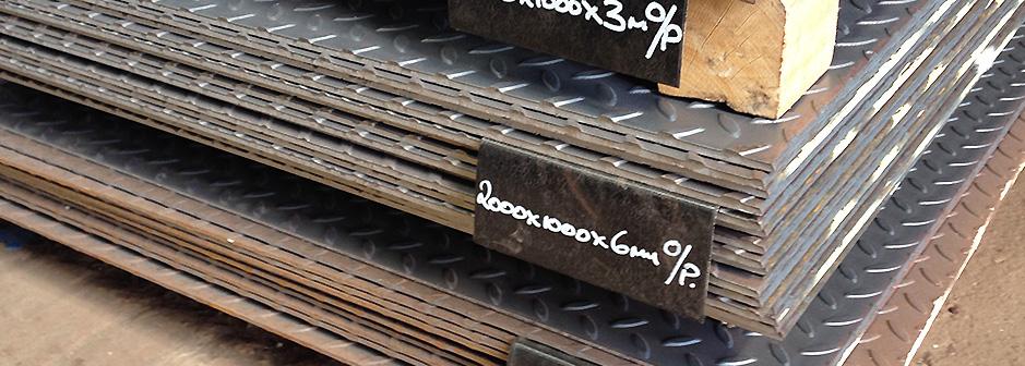 C Beech (Steel Stockholders)