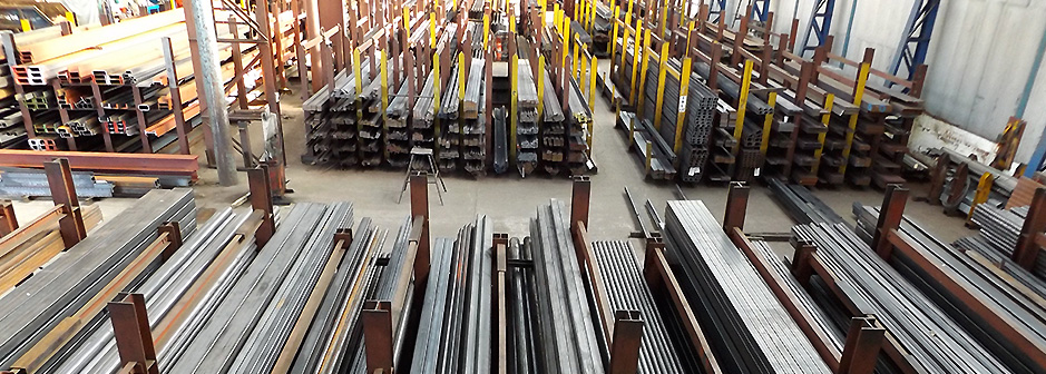 Steel Rounds and Steel Squares Supplier in West Midlands