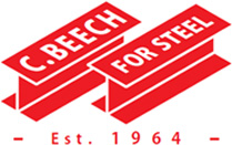C Beech & Sons Steel Stockholders, logo